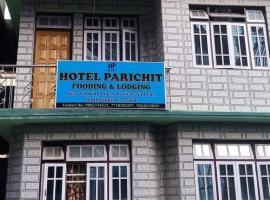 Hotel Parichit, hotel in Namchi