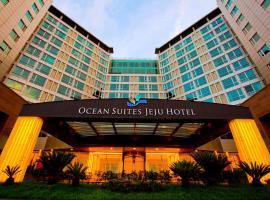 Ocean Suites Jeju Hotel, hotel in Jeju