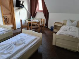 Hotel Ceteno, отель в городе Вунсторф