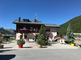Baita del Sole Livigno, apartmán v Livignu