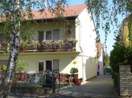Maxim Ház, hotel poblíž významného místa Heart of Jesus church, Hévíz