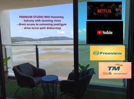 PREMIUM SEAVIEW STUDIO MHI Suite Kuantan, apartment in Kuantan