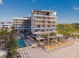 The Fives Oceanfront, hotel in Puerto Morelos