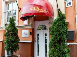 Hotel Rinno, hotel in Vilnius