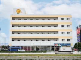 OYO Hotel Sharom, hotel in Hamamatsu