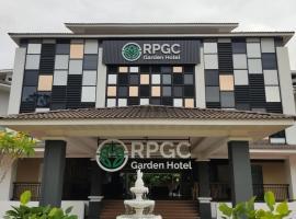 RPGC Garden Hotel, hotel in Ipoh