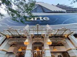 Arte Mont Kiara Luxury Suite, hotel in Kuala Lumpur