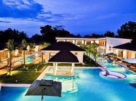 Amphitrite Resort, hotel in Panglao Island