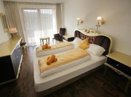 Garden Hotel Domaša, hotel Nagydomása-Kisdobrán