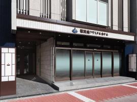 Nanba Minami Crystal Hotel、大阪市にある京セラドーム大阪の周辺ホテル