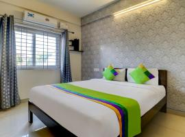 Treebo Trend Hotel 12 Degrees West Domlur, hotel in Bangalore