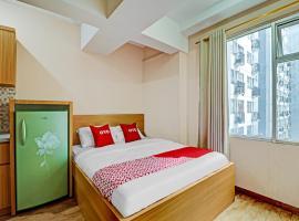 OYO 90266 Jarrdin Apartement By Bedpacker, hotel near Saint Boromeus Hospital, Bandung