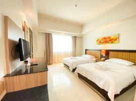 Orchardz Jayakarta, hotel in Jakarta