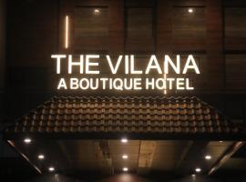 The Vilana Hotel Rishikesh, hotel in Rishīkesh