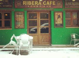 Ribera, hotel en Pont de Suert