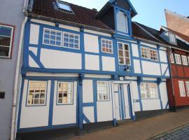 fewo1846 - Villa Windschief, villa i Flensborg