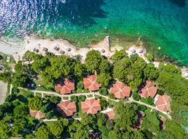 Village Galijot Plava Laguna, hotel in Poreč