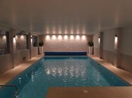 The Beeches Hotel & Leisure Club, отель в Ноттингеме