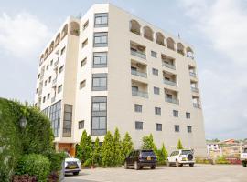 Hotel Hibiscus Louis, hôtel à Libreville
