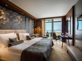 Hotel Ambasador - Liburnia, romantic hotel in Opatija