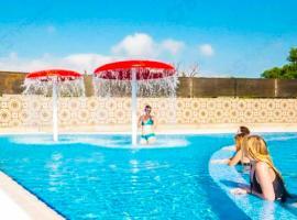 Отель Морской Зов, отель в Анапе