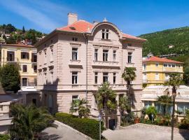 Villa Abbazia, отель в Опатии