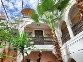 Riad Rockech, hotel in Marrakesh