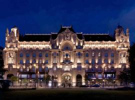 Four Seasons Hotel Gresham Palace Budapest, hotel in Budapest
