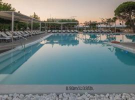 Gmp Oasi Bouka Resort, отель в городе Мессини