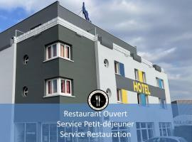 Hôtel Restaurant initial by balladins Dijon Nord, hotel in Dijon