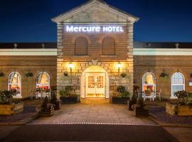 Mercure Haydock Hotel, hotel near Haydock Racecourse, Haydock