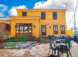 HOTEL EL TEJAR & SPA, hótel í Vilaflor