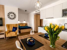 Apartament IGMA, hotel with jacuzzis in Sarbinowo