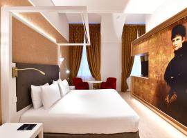 Aurea Ana Palace Hotel, hotel near Buda Castle, Budapest