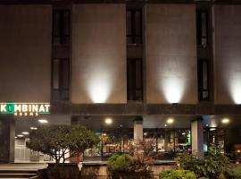 Kombinat Rooms City Center, отель в Нови-Саде