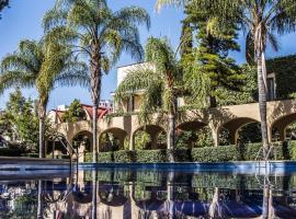 Hotel Ex-Hacienda San Xavier, отель в городе Гуанахуато
