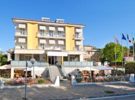Hotel St. Moritz, hotel in Bellaria-Igea Marina
