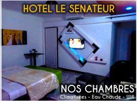 Agontinkon Senateur Hotel