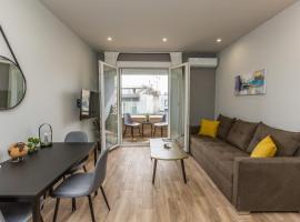Raise Athens Metro Apartments, hotel in Athens