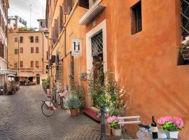 HiSuiteROME, apart-hotel em Roma