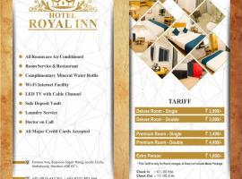 Hotel Royal Inn, hotel in Mumbai