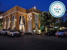 S Bangkok Hotel, Navamin, hotel in Ban Khi Sua