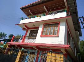 Panchakanya Homestay, homestay in Kalimpong