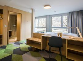 The Lab Hotel - New Opening -, hotel in Thun