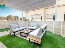 Luxury Home With Terrace, hotel di lusso a Málaga