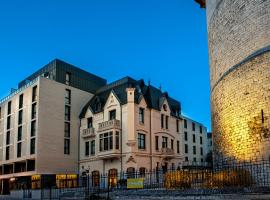 Radisson Blu Hotel, Rouen Centre, отель в Руане