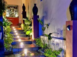 Villa Vimala Hills with Beautiful Garden, villa in Bogor