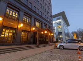 Axelhof Бутик-отель, отель в городе Днепр