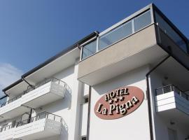 Hotel La Pigna, hotell i Lignano Sabbiadoro