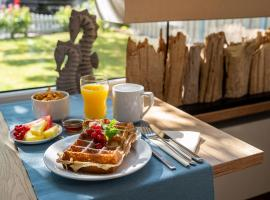 Das Frühstückshotel Büsum, Hotel in Büsum